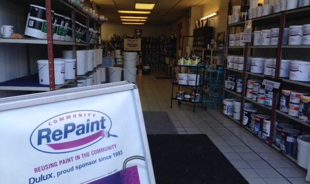 Quality paint Burnley