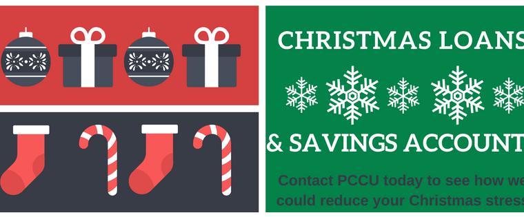 Christmas savings and loans