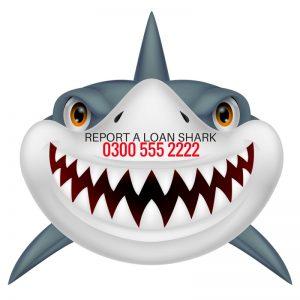 loan shark mask