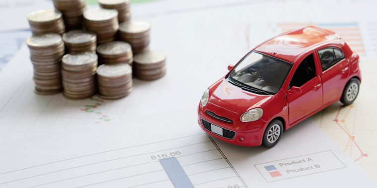 Car finance loan PCCU