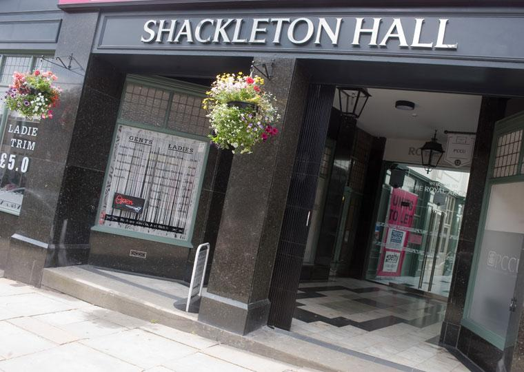 Six years since PCCU opened the Colne Shackleton Hall branch