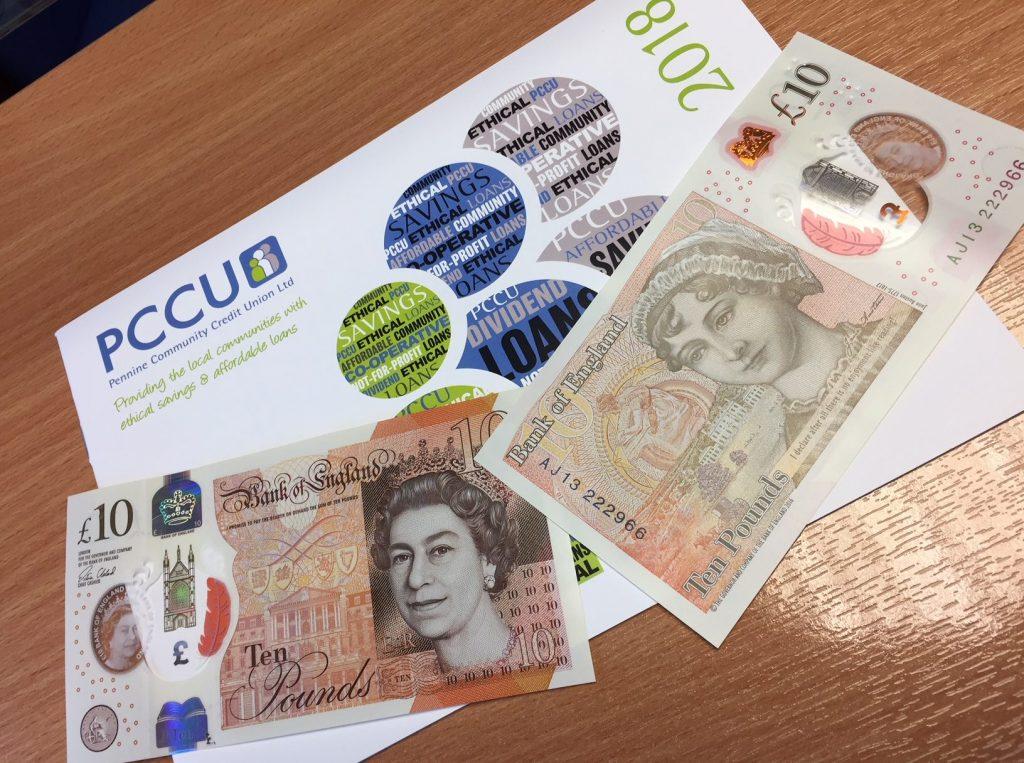 New £10 PCCU
