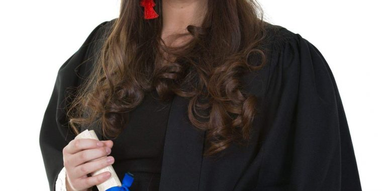 PCCU Jodie graduates CU Future
