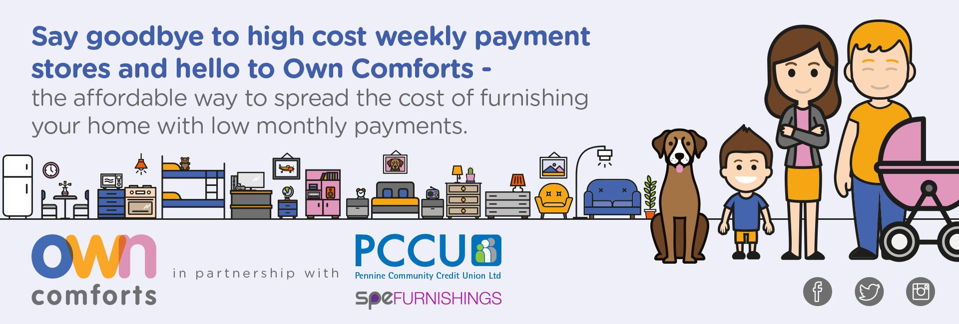 PCCU Own-Comforts