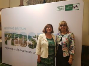 PCCU Kathryn & Julie Cooper MP at Westminster