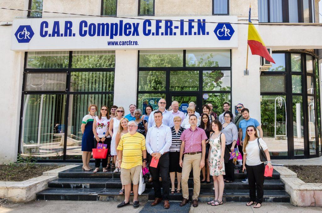 PCCU visits CAR Galati Romania