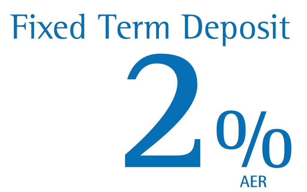 1 year Fixed Term Deposit
