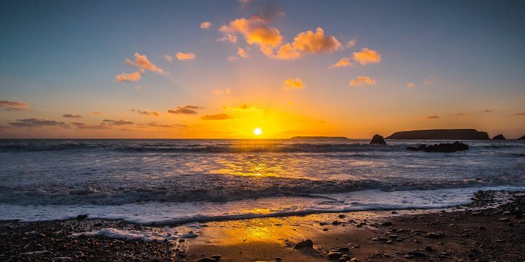 Wales UK Staycation - Beach