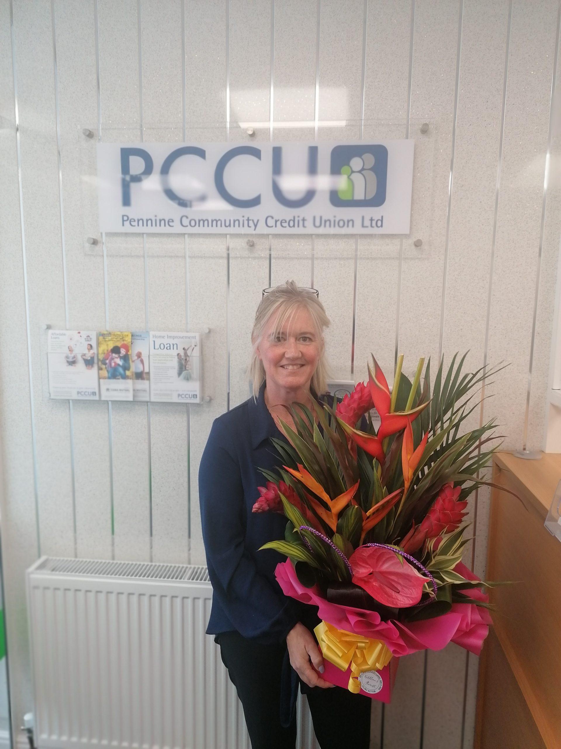 Lynne 10 years at PCCU